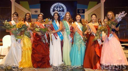 MISS ETHIOPIA Org: Ethiopian beauty Queens Storm Asia  MISS ETHIOPIA O...